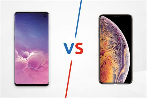 samsung galaxy   iphone xs  verdict trusted reviews
