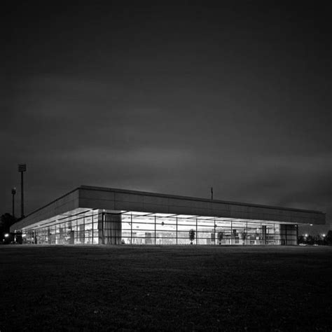 jacobsen architecture arne jacobsen landskrona sports hall architecture