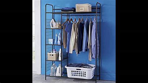 stand alone closet organizer