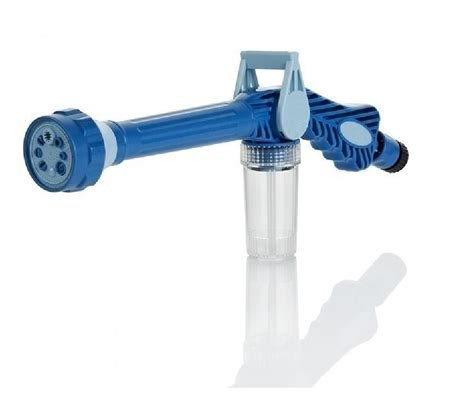 Garden Hose Liquid Dispenser Water Spray Gun Soap Dispenser Garden Hose Nozzle