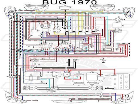 1970 vw beetle turn signal wiring diagram wiring forums