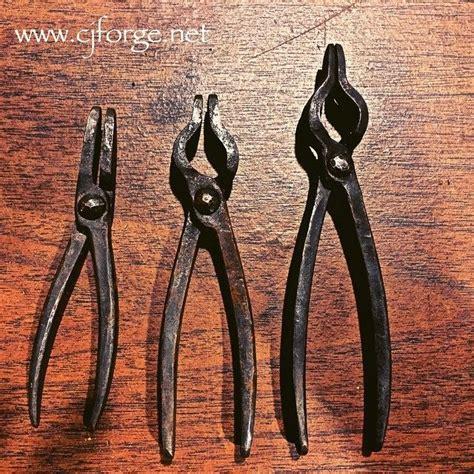 mini tongs quality blacksmith tools