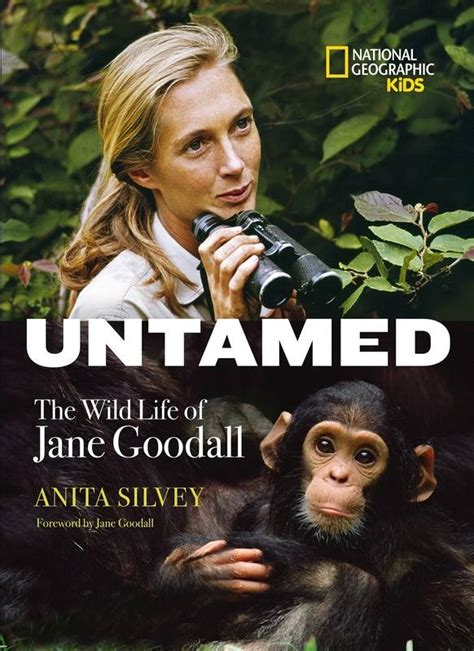 biography book about jane goodall jane goodall s story inspires young animal lovers