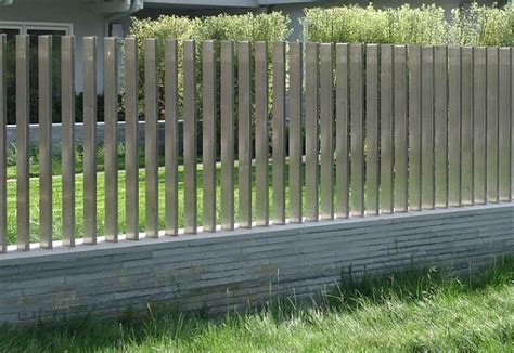 5 backyard fence types