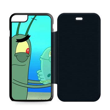 Plankton V1214 Iphone 6 6s by Best Spongebob Plankton Products On Wanelo