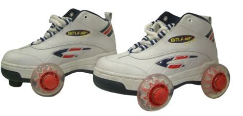 Power Line Hb22 Recreational Inline Skate White roller boots