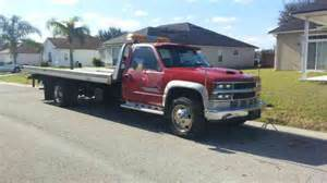 chevrolet 3500 hd 1995 flatbeds rollbacks