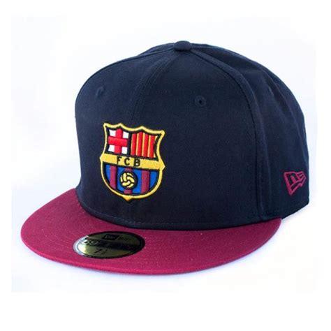 new era barcelona new era fc barcelona el basic team fitted cap blau