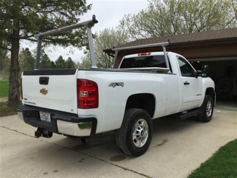 2012 chevy silverado 2500hd lt 4x4 new boss plow