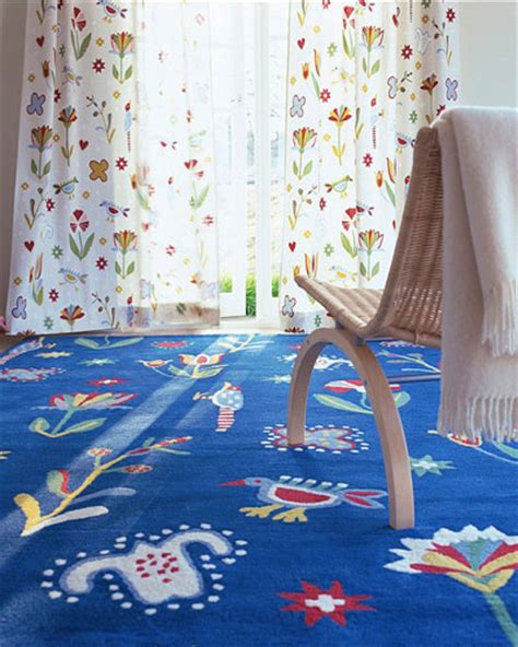 Ikea Tise Rug by Gustava Series Katarina Brieditis Textile Design