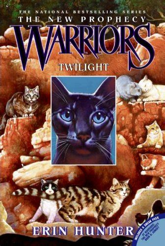 Novel Warriors twilight by erin book review of sci fi