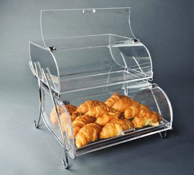 Countertop Bakery by Rosseto Serving Solutions Bak2937 2 Tier Countertop Bakery Display Wire Stand 13 1