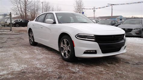 used awd dodge charger 2015 dodge charger awd sxt 33 999 high prairie