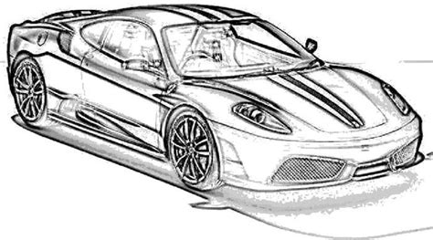 coloring pages ferrari cars 41 best images about ferrari on pinterest italia cars