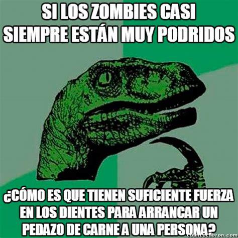 Imagenes Zombies Graciosos | filosoraptor zombies humor risa graciosas chistosas