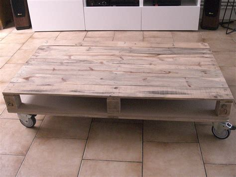 Tuto Table Basse En Palette by Charmant Table Basse En Palette 3 Tuto Fabriquer Une