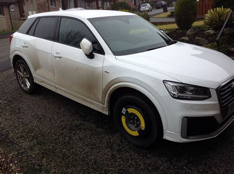 Audi Spare by Space Saver Spare Wheel Option Page 3 Audi Q2 Forums