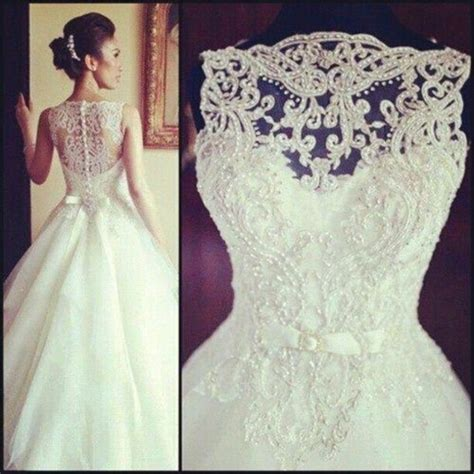 beautiful wedding dresses with lace dress wedding dress wedding clothes a line wedding