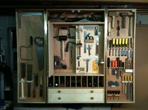hanging tool chest finewoodworking