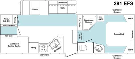 2006 keystone cougar floor plans 2006 keystone cougar fifth wheel rvweb com
