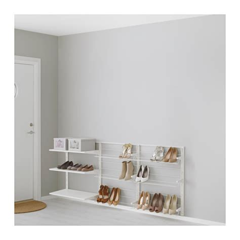 ikea organizer algot wall upright shelves shoe organizer ikea
