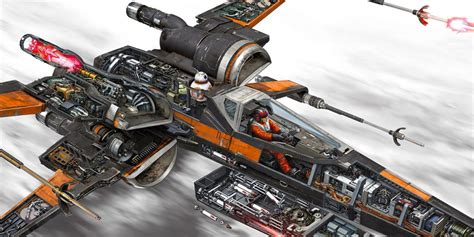 incredible cross sections star wars the force awakens incredible cross sections