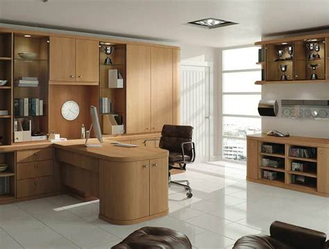 Fitted Home Office Furniture That Makes Work A Pleasure Home Office Fitted Furniture