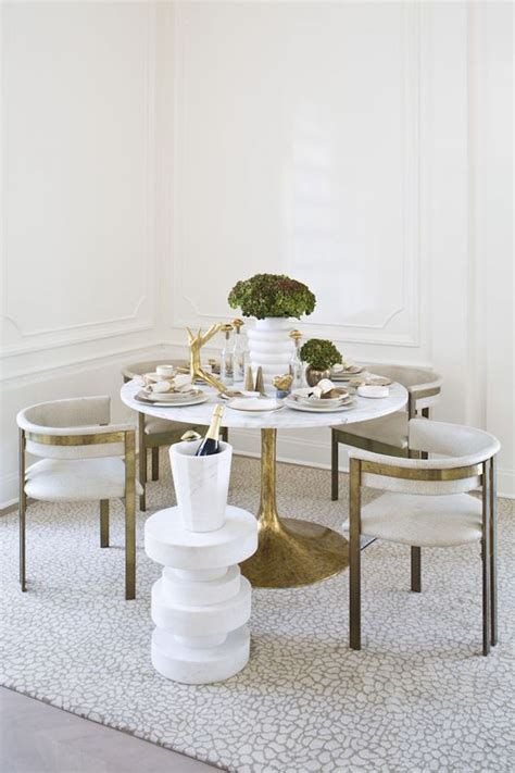 modern white dining room sets 10 modern white dining room sets that will delight you