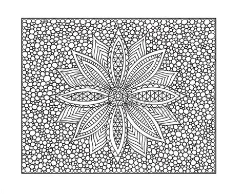 really hard mandala coloring pages coloring home