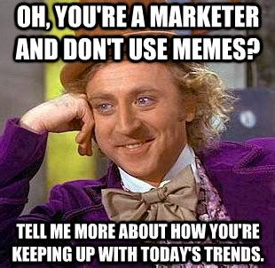 Funny Marketing Memes - make a meme martin print blog