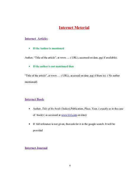 Format In Term Paper - term paper format