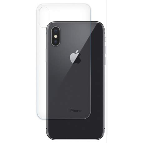 Bovon Arriere Iphone X by Protection Anti Casse Arri 232 Re Iphone X Tout Pour Phone