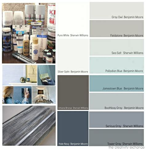 grey office paint palette favorite pottery barn paint colors 2014 collection paint it monday
