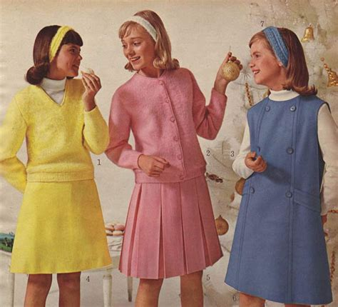 british trends for teens 1960s fashion clothing styles trends pictures history