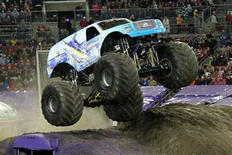 monster truck show in florida ta florida monster jam january 18 2014 hooked