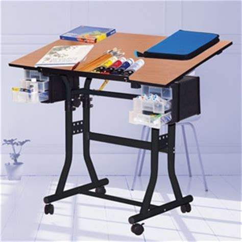 martin universal design creation station deluxe hobby table u ds90bg engineersupply