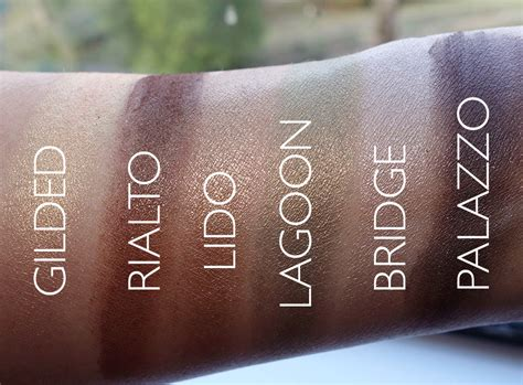 Eyeshadow Venice the cargo venice enchantment eye shadow palette venice here i come makeup and