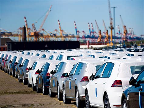 Auto Germany by Germany S Automotive Industry Goes From Strength To