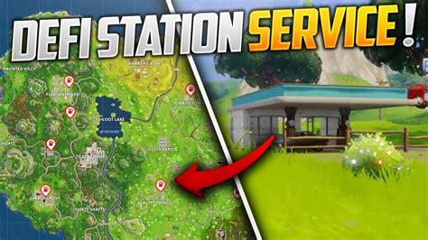 defi visiter  stations service en une partie sur