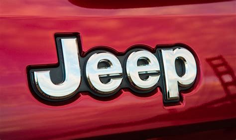 Jeep Badges Jeep Related Emblems Cartype