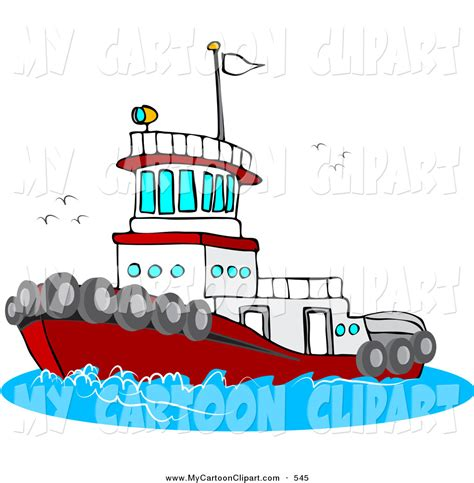 tugboat vs towboat tug clip art tug boatclip art 点力图库