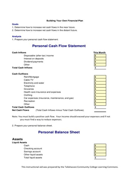 sle flow statement template 28 personal flow statement flow statement free pdf word