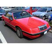 Chrysler LeBaron  Information And Photos MOMENTcar