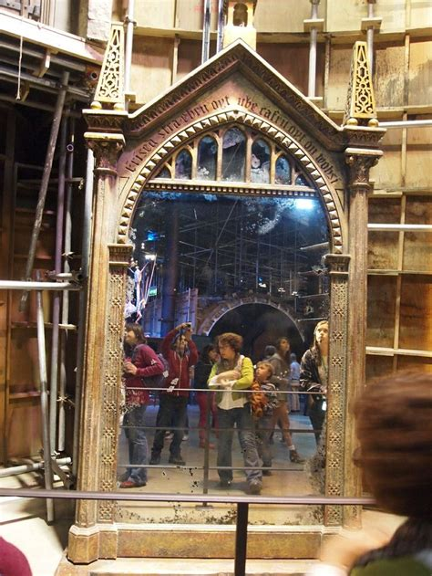 mirror  erised  set harry potter