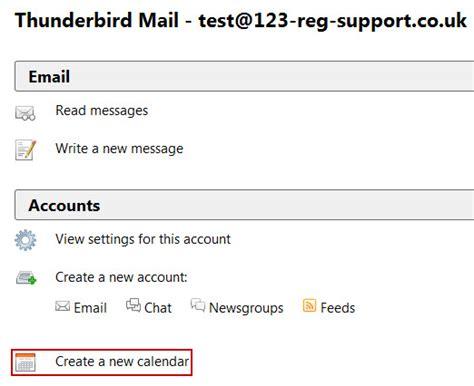 thunderbird email templates create a calendar uk calendar