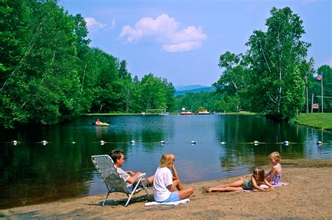 nh rv parks and cgrounds north woods white mountains passport america cgrounds