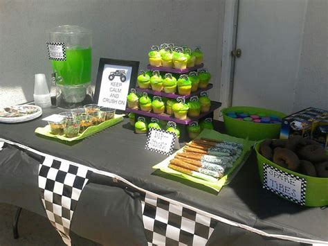 grave digger monster truck theme song the 25 best digger birthday parties ideas on pinterest