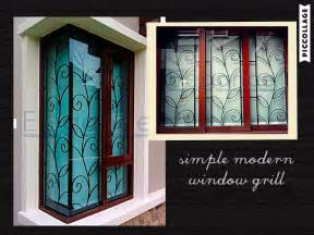window grill design pictures for homes the simple n modern design of this window grill