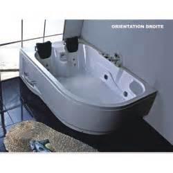 baignoire balneo asym 233 trique orientation droite achat