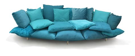 comfortable couch pillows comfy seletti marcantonio raimondi malerba